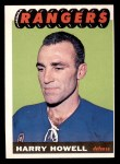 1965 Topps #22  Harry Howell  Front Thumbnail