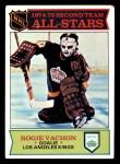 1975 Topps #297   -  Rogatien Vachon  Second Team All-Stars Front Thumbnail