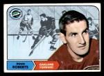 1968 Topps #88  Doug Roberts  Front Thumbnail