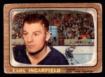 1966 Topps #30  Earl Ingarfield  Front Thumbnail