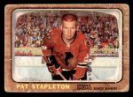 1966 Topps #57  Pat Stapleton  Front Thumbnail