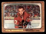 1966 Topps #117  Ken Wharram  Front Thumbnail
