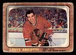 1966 Topps #116  Lou Angotti  Front Thumbnail