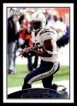 2009 Topps #70  Antonio Gates  Front Thumbnail