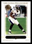 2005 Topps #99  Ed Reed  Front Thumbnail