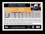 2005 Topps #125  Dwight Freeney  Back Thumbnail