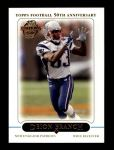2005 Topps #273  Deion Branch  Front Thumbnail