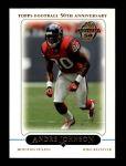 2005 Topps #276  Andre Johnson  Front Thumbnail