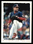 1995 Topps #161  Jose Mesa  Front Thumbnail