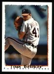 1995 Topps #209  Tim Belcher  Front Thumbnail