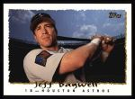 1995 Topps #405  Jeff Bagwell  Front Thumbnail