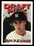 1995 Topps #28  Brian Buchanan  Front Thumbnail