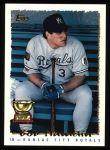 1995 Topps #143  Bob Hamelin  Front Thumbnail