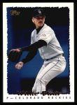 1995 Topps #292  Willie Blair  Front Thumbnail