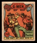 1936 Anonymous #718   Pueblo Phantom Front Thumbnail