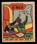 1936 Anonymous #741   Jewelry Thief Front Thumbnail