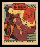 1936 Anonymous #722   Dynamite Destroyer Front Thumbnail