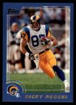 2000 Topps #151  Ricky Proehl  Front Thumbnail