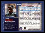 2000 Topps #183  Jevon Kearse  Back Thumbnail