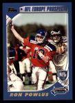 2000 Topps #348   -  Ron Powlus Eminant Prestige Front Thumbnail