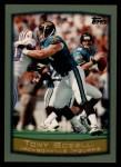 1999 Topps #204  Tony Boselli  Front Thumbnail