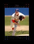 2007 Topps Update #128  Brad Thompson  Front Thumbnail