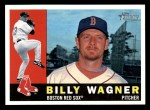 2009 Topps Heritage #632  Billy Wagner  Front Thumbnail