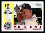 2009 Topps Heritage #645  Mike Sweeney  Front Thumbnail