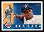 2009 Topps Heritage #656  Orlando Cabrera  Front Thumbnail