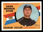 2009 Topps Heritage #580  Graham Taylor  Front Thumbnail