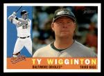 2009 Topps Heritage #649  Ty Wigginton  Front Thumbnail