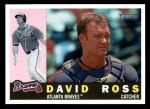 2009 Topps Heritage #558  David Ross  Front Thumbnail