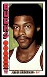 1976 Topps #11  Junior Bridgeman  Front Thumbnail