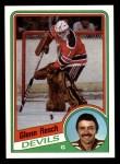 1984 Topps #89  Glenn Resch  Front Thumbnail