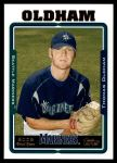 2005 Topps Update #240  Thomas Oldham   Front Thumbnail
