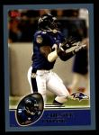 2003 Topps #63  Chester Taylor  Front Thumbnail