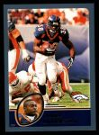 2003 Topps #134  Mike Anderson  Front Thumbnail