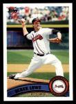 2011 Topps #19  Derek Lowe  Front Thumbnail