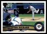 2011 Topps #376  Clayton Richard  Front Thumbnail