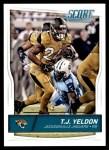 2016 Score #149  T.J. Yeldon  Front Thumbnail