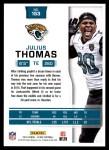 2016 Score #153  Julius Thomas  Back Thumbnail