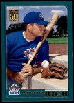 2001 Topps Traded #244 T Dominic Rich  Front Thumbnail