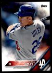 2016 Topps #351  Chase Utley  Front Thumbnail