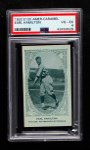 1922 E120 American Caramel  Earl Hamilton  Front Thumbnail