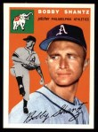 1954 Topps Archives #21  Bobby Shantz  Front Thumbnail