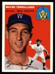 1954 Topps Archives #73  Wayne Terwilliger  Front Thumbnail