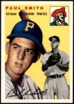 1954 Topps Archives #11  Paul Smith  Front Thumbnail