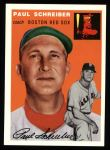 1954 Topps Archives #217  Paul Schreiber  Front Thumbnail