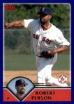 2003 Topps Traded #30 T Robert Person  Front Thumbnail