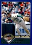 2003 Topps Traded #80 T Damion Easley  Front Thumbnail